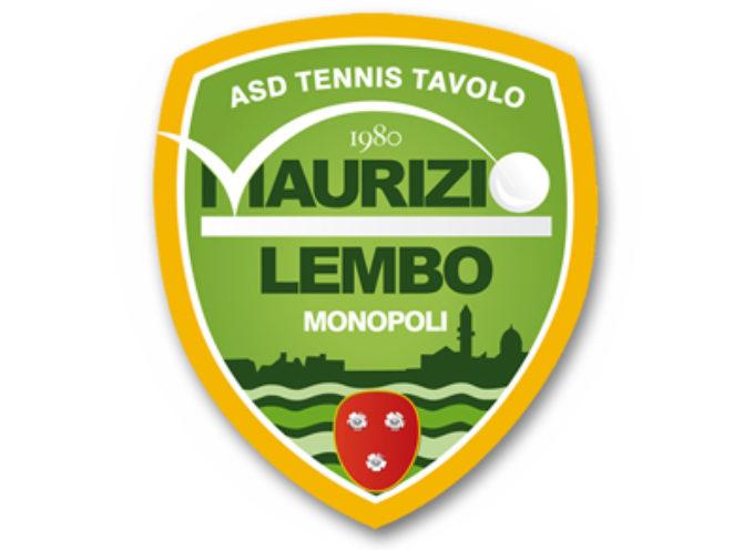 L'ASD TT M.LEMBO ha il nuovo logo