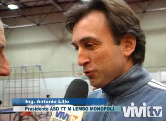::VIDEO:: ASD TT M LEMBO UN ANNO DI ATTIVITA'