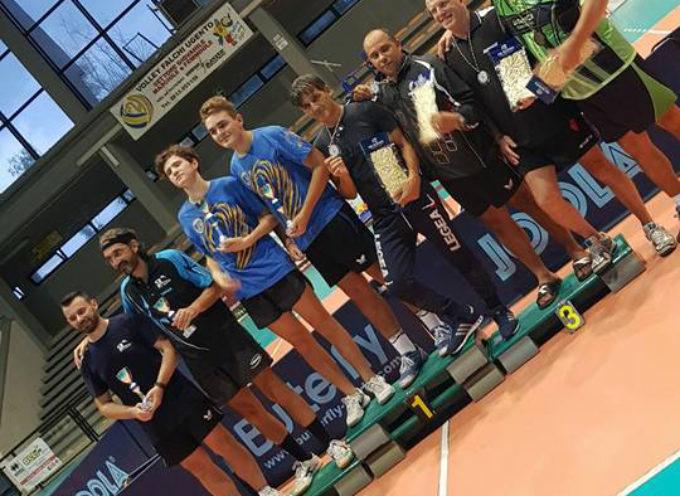Flavio Oliva coglie il 2° Bronzo in doppio, al Torneo Regionale di Ugento