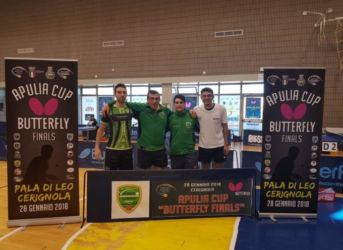 Semifinali all'APULIA CUP, Butterfly Finals