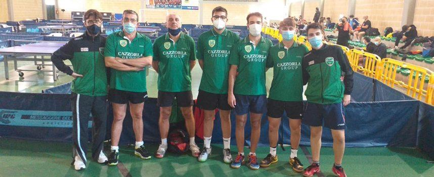 Torna il Tennis Tavolo giocato col Torneo Regionale di Casamassima